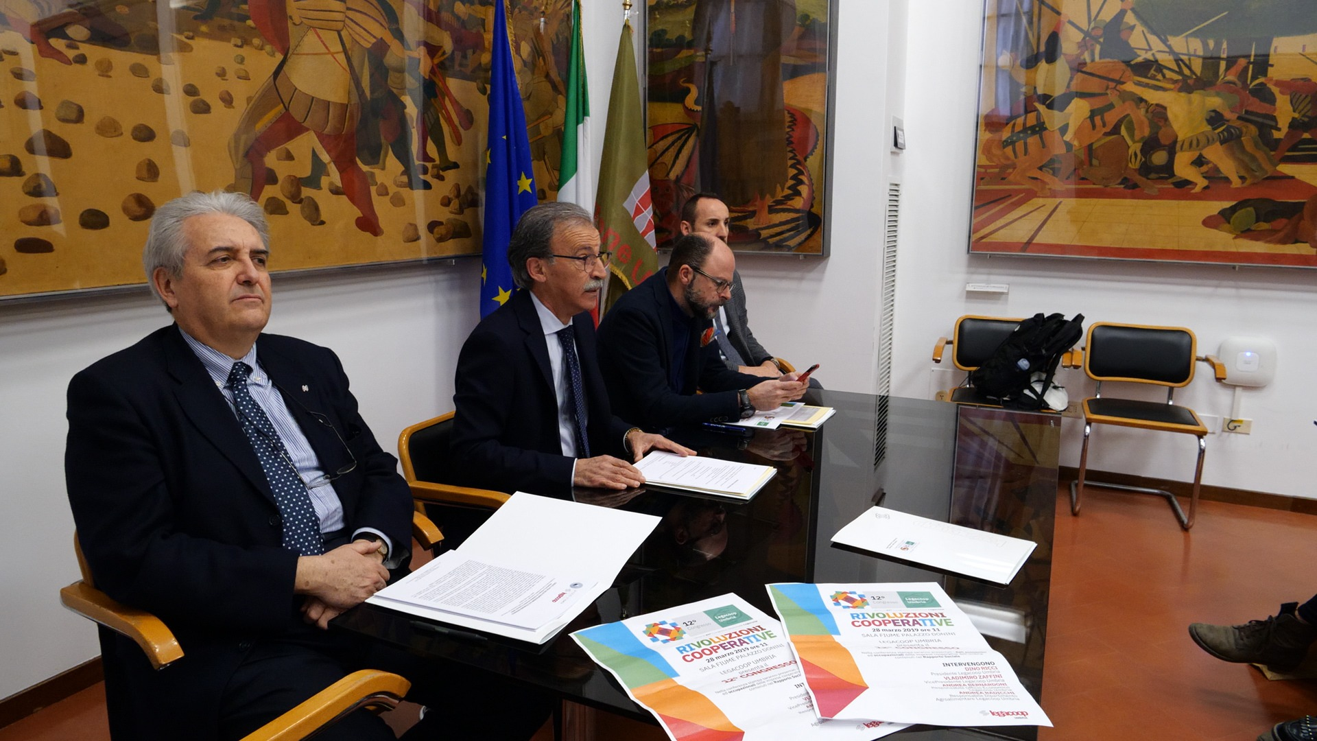Legacoop Umbria | PRESENTATO A PERUGIA IL 12° CONGRESSO ...
