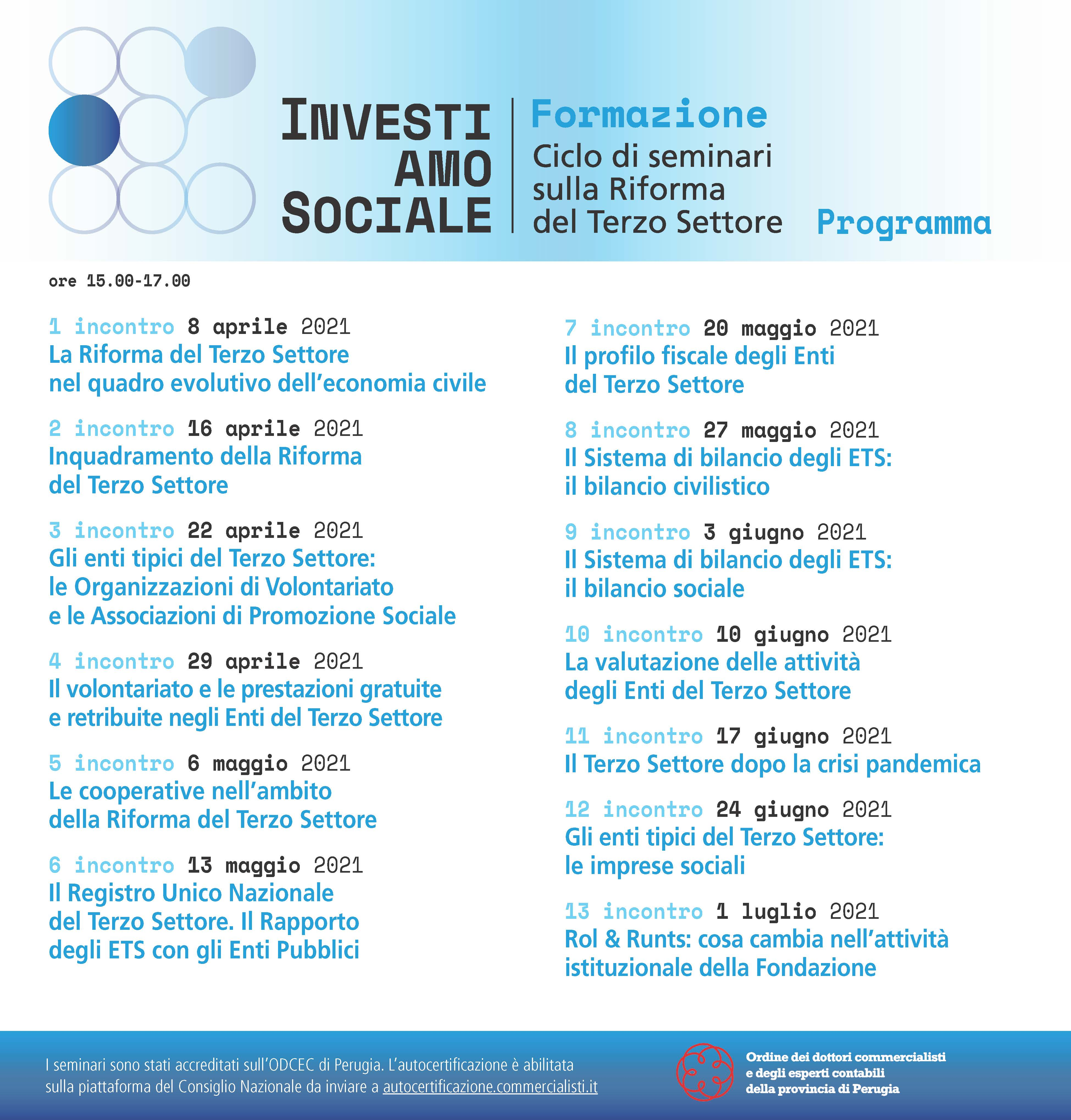 """""""InvestiAMOSociale"""" un concorso per supportare progetti ad alto impatto sociale"""