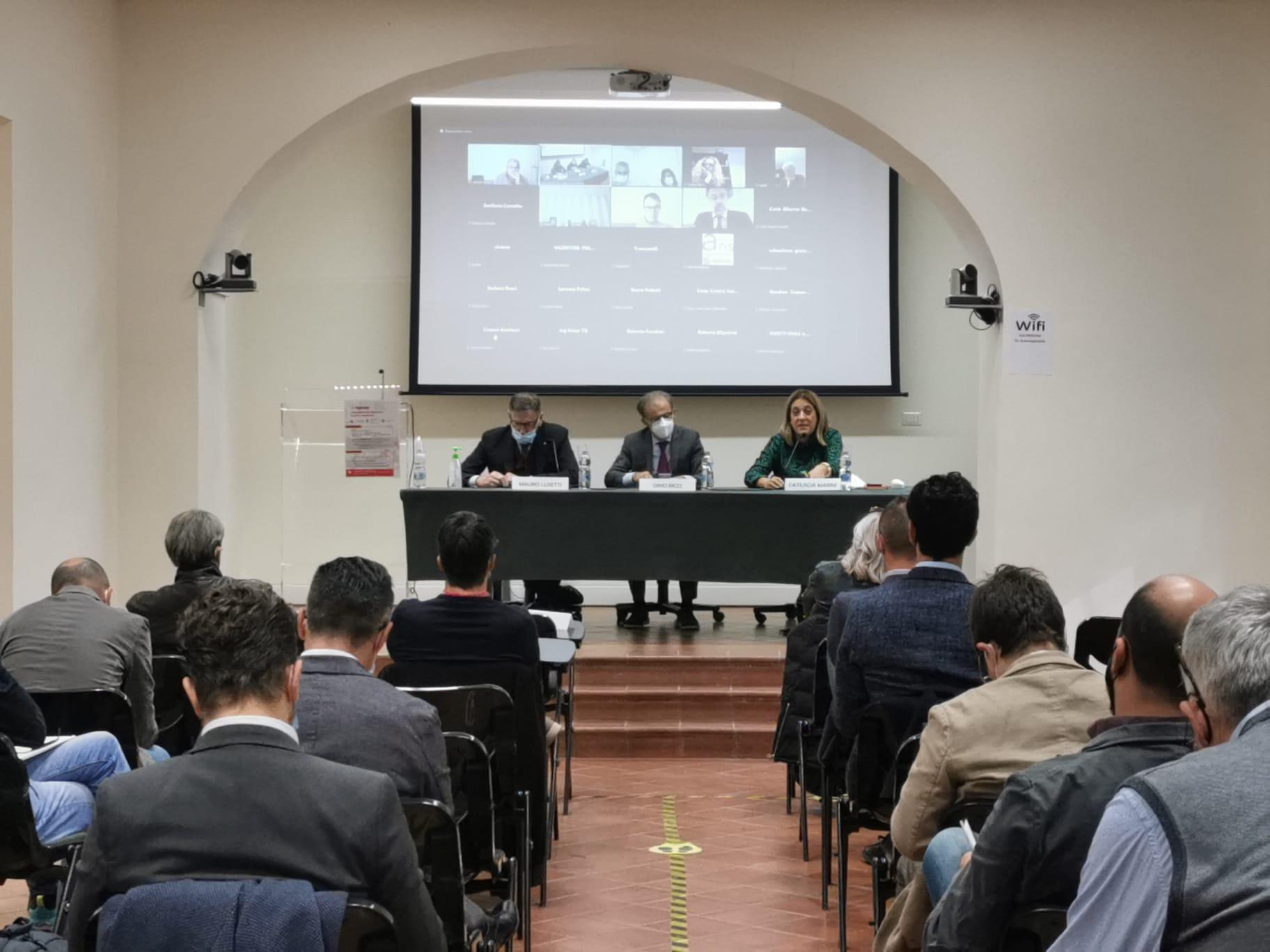 """Legacoop Umbria: Assemblea di Metà Mandato. """"La cooperazione umbra con nuovi progetti ed investimenti per la ripartenza"""""""